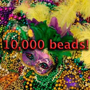 10,000 Beads!